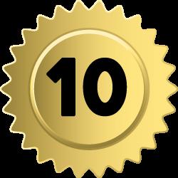 Warranty 10 Icon